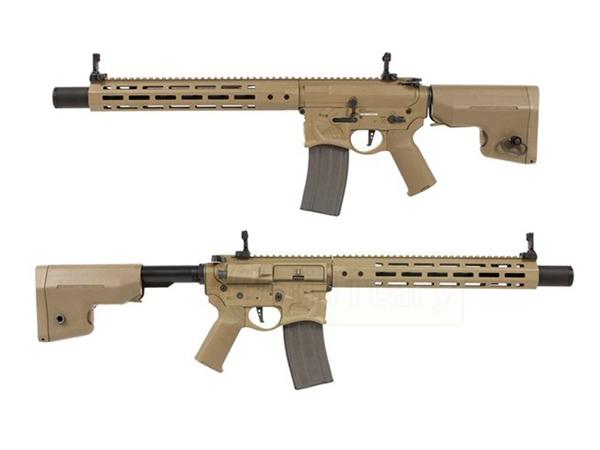 (EFCS搭載機種/チャンバーカスタム対応)ARES 海外製電動ガン本体 SharpsBros WARTHOG ロング DE エアガン 18歳以上 サバゲー 銃