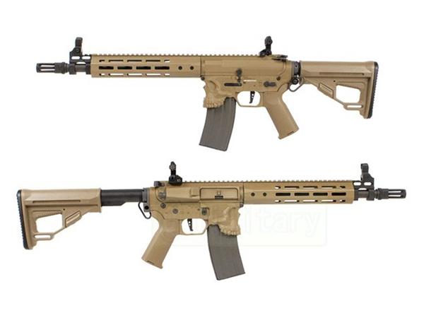 (EFCS搭載機種/チャンバーカスタム対応)ARES 海外製電動ガン本体 SharpsBros THE JACK ミドル DE エアガン 18歳以上 サバゲー 銃
