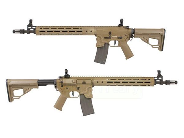 (EFCS搭載機種/チャンバーカスタム対応)ARES 海外製電動ガン本体 SharpsBros THE JACK ロング DE エアガン 18歳以上 サバゲー 銃