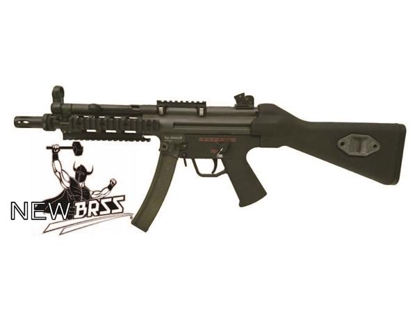 BOLT AIRSOFT:海外製電動ガン本体 MP5A4 TACTICAL BRSS