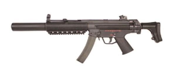 BOLT AIRSOFT 海外製電動ガン本体 MP5SD6 TACTICAL(伸縮ストック) エアガン 18歳以上
