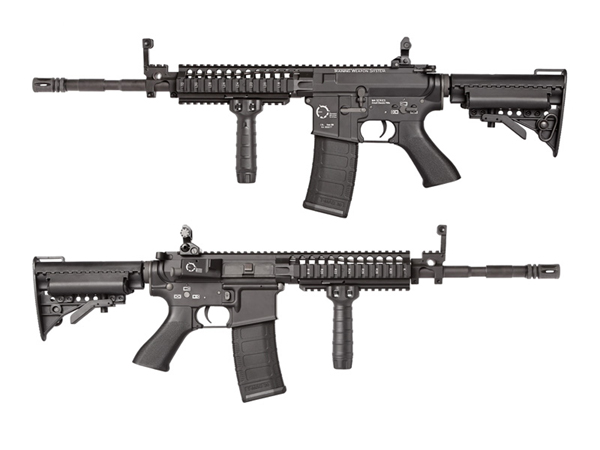 KingArms:海外製電動ガン本体 M4 TWS VIS カービン BK