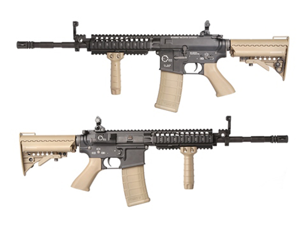 KingArms:海外製電動ガン本体 M4 TWS VIS カービン DE