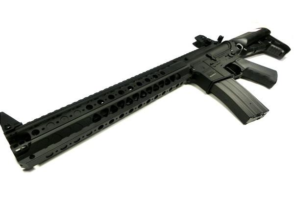 KRYTAC(クライタック):海外製電動ガン本体 War Sport LVOA-S BK ライラクス