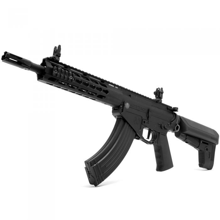 【4/25~5/6限定セール】 カスタム対応品 KRYTAC 海外製電動ガン本体 Trident TR47 CRB BK ライラクス エアガン 18歳以上 サバゲー 銃