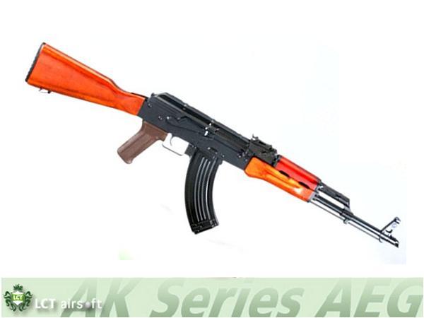 LCT 海外製電動ガン本体 AKM エアガン 18歳以上 サバゲー 銃