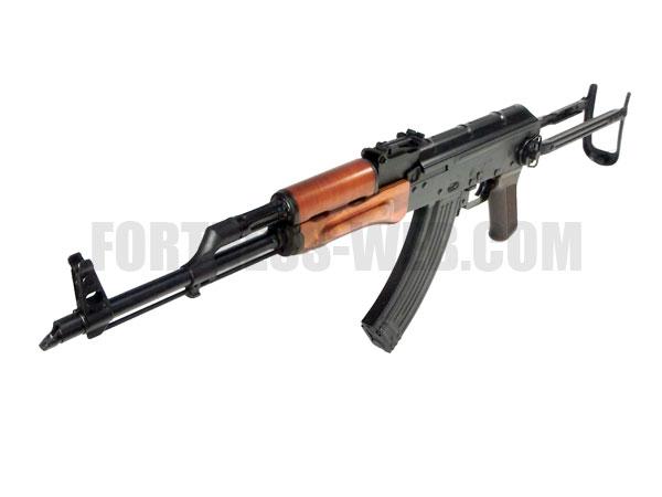 LCT 海外製電動ガン本体 AKMS エアガン 18歳以上 サバゲー 銃