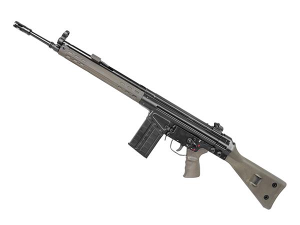 LCT 海外製電動ガン本体 lct-3a3-s-gr LC-3 A3(G3A3) GR エアガン 18歳以上 サバゲー 銃