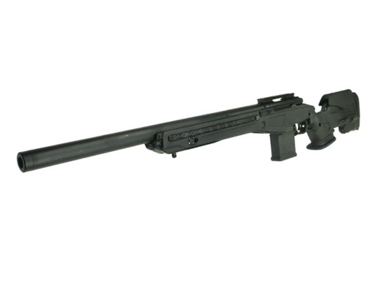 ACTION ARMY 海外製エアコッキングガン本体 AAC T10(Tactical 10) BK ボルトアクションライフル スナイパーライフル エアガン 18歳以上