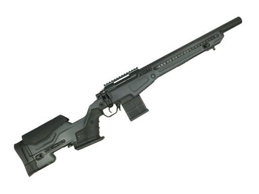 ACTION ARMY 海外製エアコッキングガン本体 AAC T10(Tactical 10) ショーティ GRAY/グレイ ボルトアクションライフル エアガン 18歳以上 サバゲー 銃