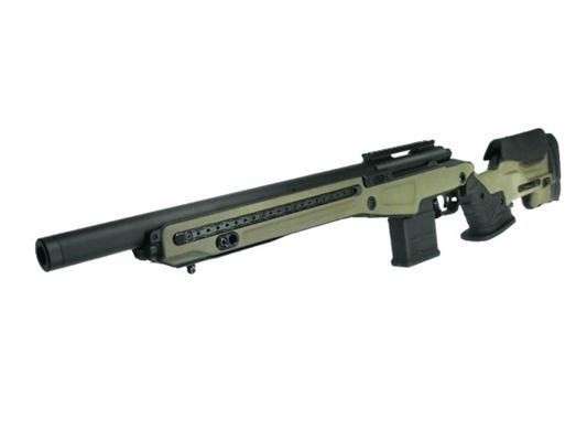 ACTION ARMY 海外製エアコッキングガン本体 AAC T10(Tactical 10) ショーティ OD ボルトアクションライフル エアガン 18歳以上 サバゲー 銃