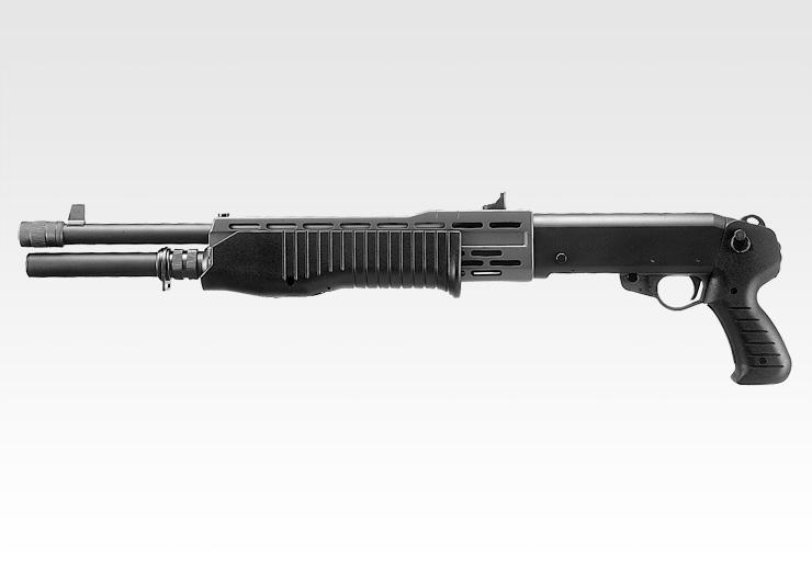 東京マルイ エアコッキングショットガン本体 SPAS12(スパス12) エアガン 18歳以上 サバゲー 銃