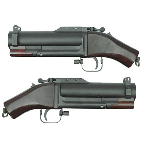KingArms M79 グレネードランチャー ソードオフ エアガン 18歳以上 サバゲー 銃