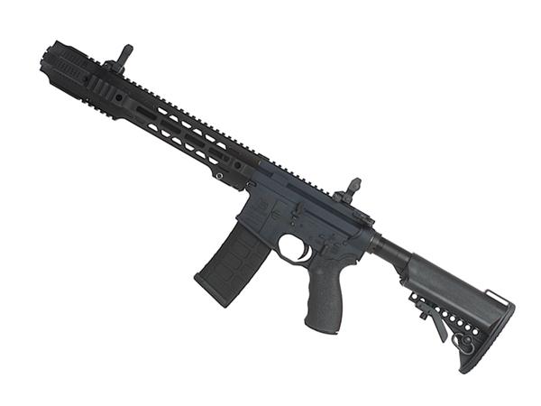 EMG SAI GRY AR-15 トレーニングライフル SBR BK エアガン 18歳以上 サバゲー 銃