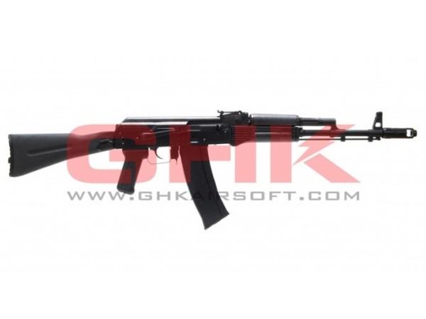GHK 海外製ガスブローバックガン本体 AK74MN エアガン 18歳以上