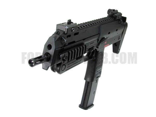 KSC ガスブローバックガン本体 MP7A1 システム7 BK エアガン 18歳以上 サバゲー 銃