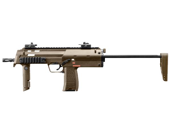 東京マルイ ガスブローバックガン本体 H&K MP7A1 TAN エアガン 18歳以上 サバゲー 銃 GRBP