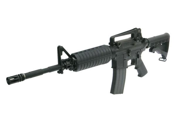 東京マルイ ガスブローバックガン本体 M4A1 カービン エアガン 18歳以上 サバゲー 銃