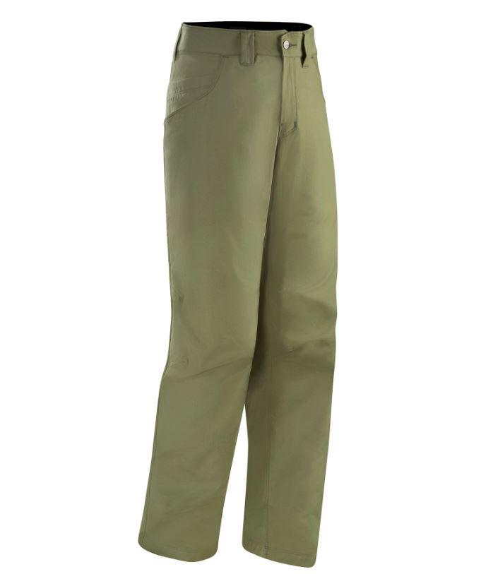 ARC'TERYX LEAF(アークテリクスリーフ) XFUNCTIONAL PANT AR MEN'S Greenstone サイズ[34-32]