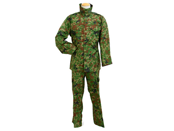 HOPE BDU上下セット 自衛隊戦闘服3型迷彩(RST) 防暑仕様 M (4A)
