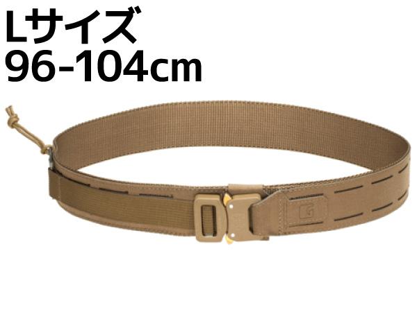 CLAWGEAR(クロウギア) 装備品 KD ONE ベルト CY(コヨーテ) Lサイズ(96cm-104cm) (4571443151940) BDUベルト