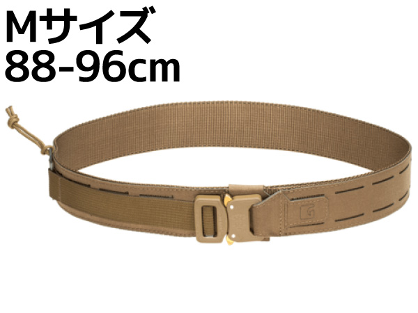 CLAWGEAR(クロウギア) 装備品 KD ONE ベルト CY(コヨーテ) Mサイズ(88cm-96cm) (4571443151933) BDUベルト