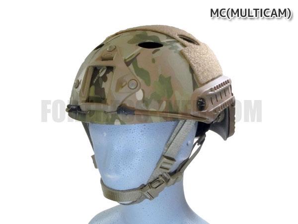 OPS-CORE (オプスコア) ヘルメット本体 Carbonヘルメット MC M/L
