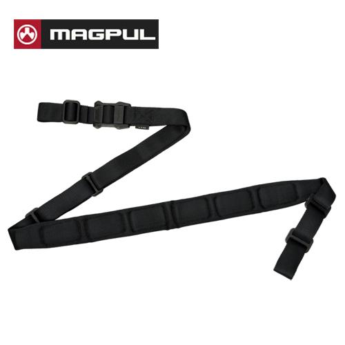 MAGPUL(マグプル) 実物装備品 MS1 Padded Sling BKスリング