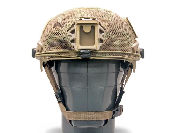 TEAM WENDY (チームウェンディ) オプション 71-MHC-MC EXFILヘルメットカバー MC