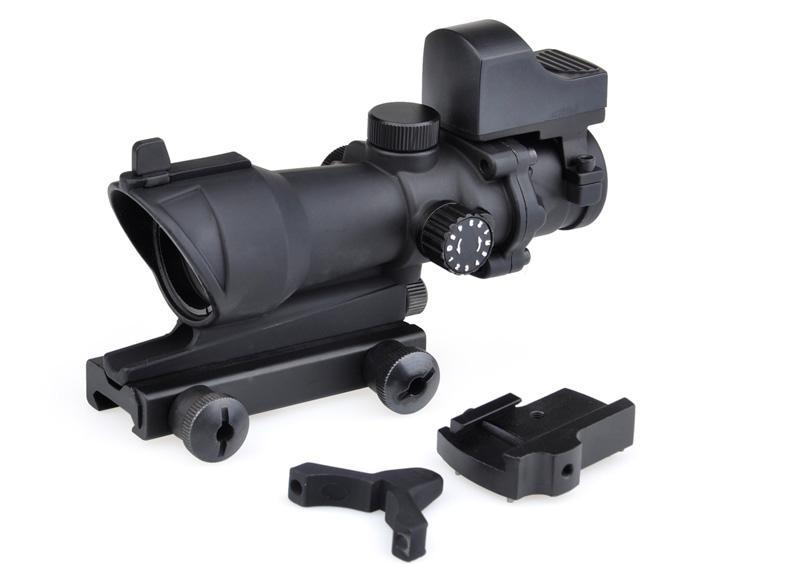 ELEMENT 光学機器 スコープ ACOGタイプ 4倍固定倍率 ドクタータイプサイトセット BK M4 416