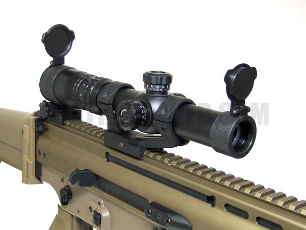 Novel Arms(ノーベルアームズ) 光学機器 TAC ONE 12424IR ショートスコープブースタースナイパー