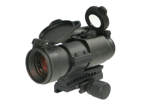 Aimpoint (エイムポイント) 実物光学機器 PRO (Patrol Rifle Optics)ドットサイト ダットサイト