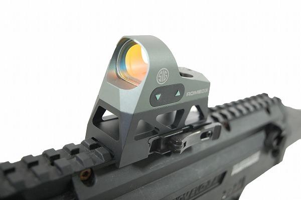 光学機器 ROMEO3タイプドットサイト GRY グレイ ダットサイト