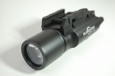 honeyBee 光学機器 SF X300タイプ フラッシュライト BK