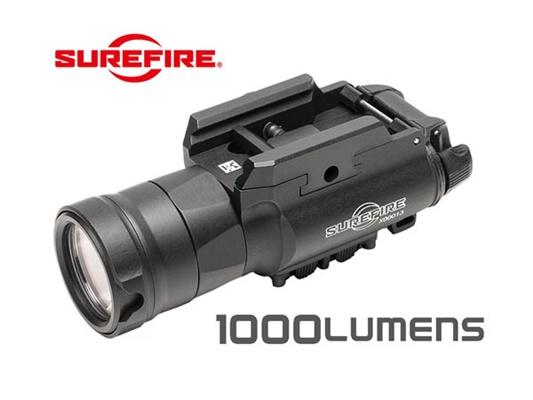 実物・正規代理店 SUREFIRE (シュアファイア) 光学機器 フラッシュライト XH30 ウェポンライト 300/1000ルーメン