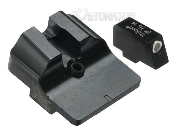 ST−TM24 (VTACタイプ) G18C 蓄光サイト | グロック/ G17/ 東京マルイ 【DETONATOR(デトネーター)】 GBB Glock/ 用
