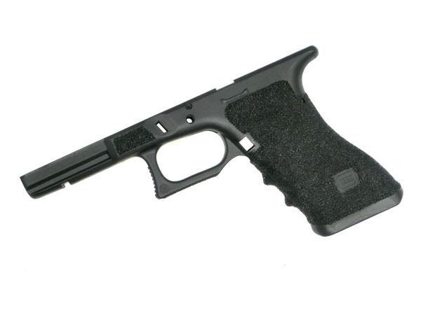 GunsModify マルイG17(GLOCK/グロック) TTI カスタムフレーム スティップリングあり(gm0278)