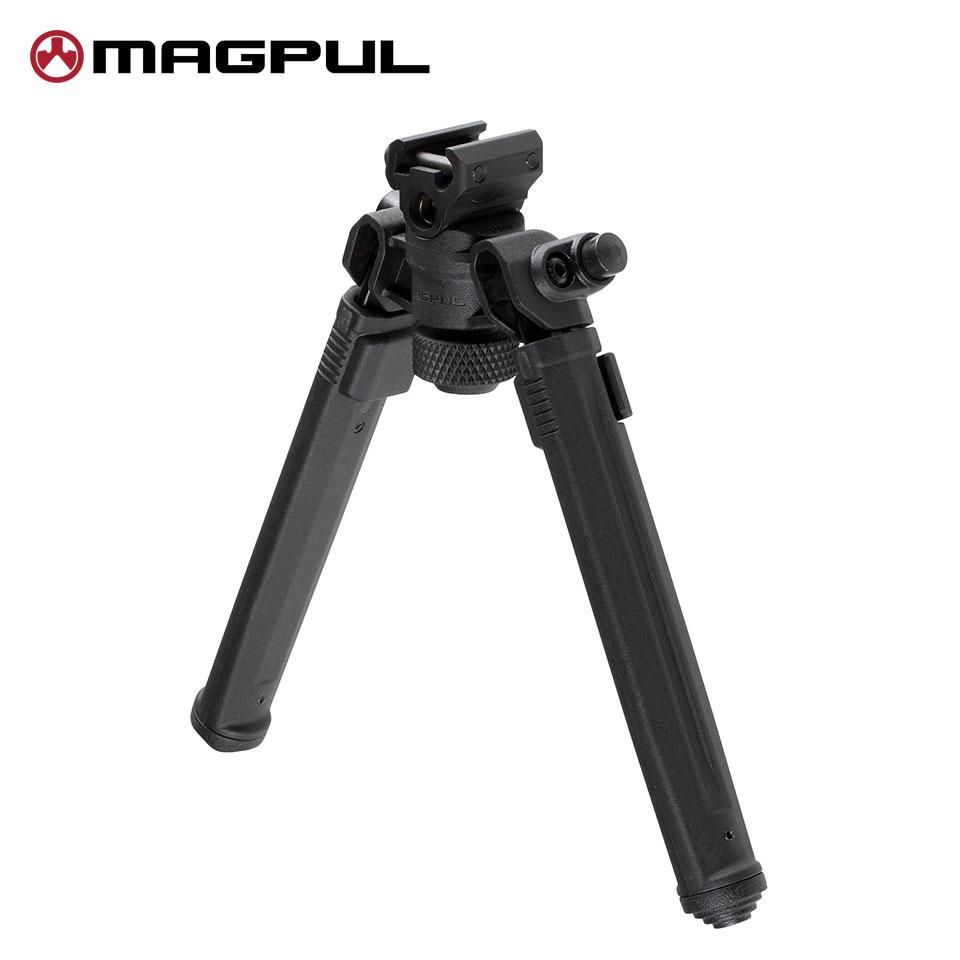MAGPUL(マグプル) 実物 バイポッド(Bipod) for 20mmレイル (1913 Picatinny Rail) BK (MA558490307)