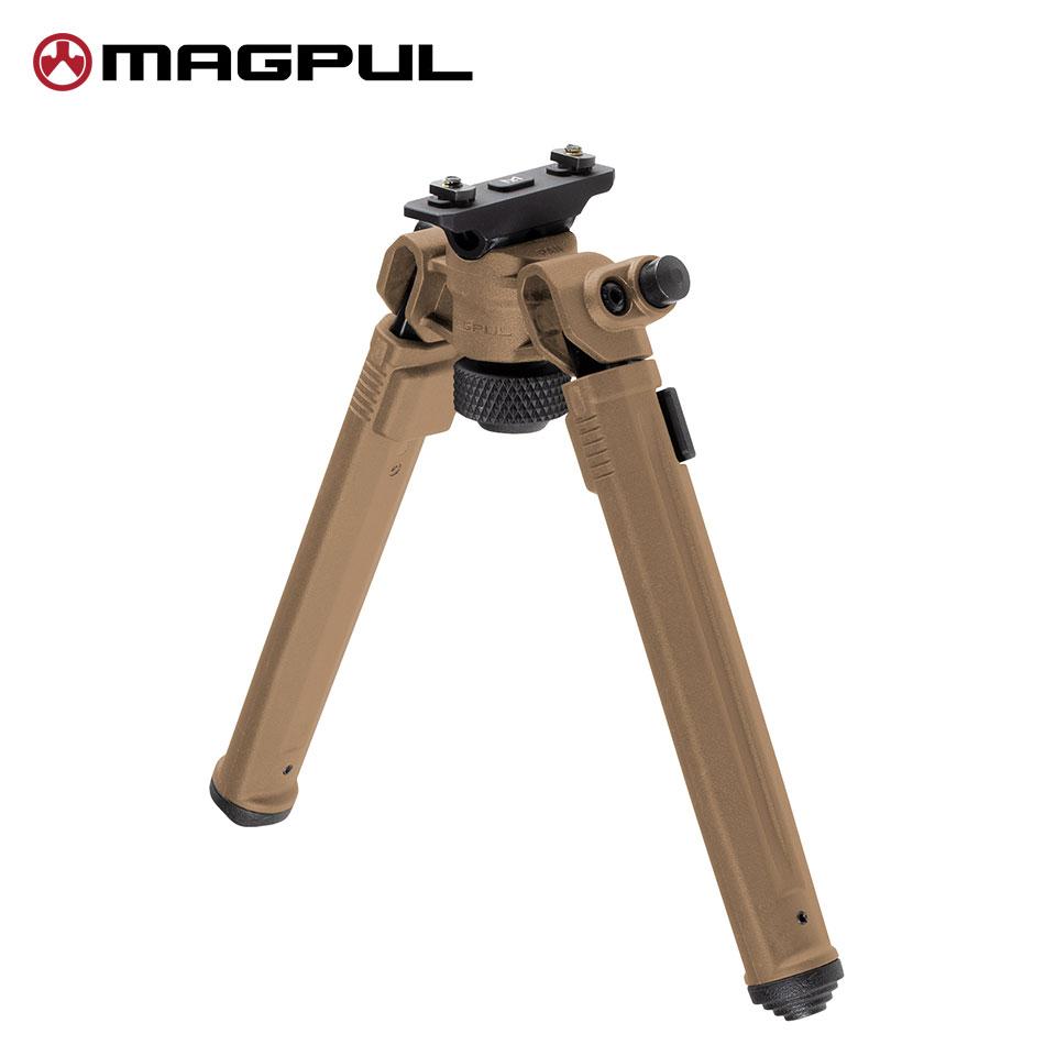 MAGPUL(マグプル) 実物 バイポッド(Bipod) for M-LOK FDE (MA557490307) MTR16
