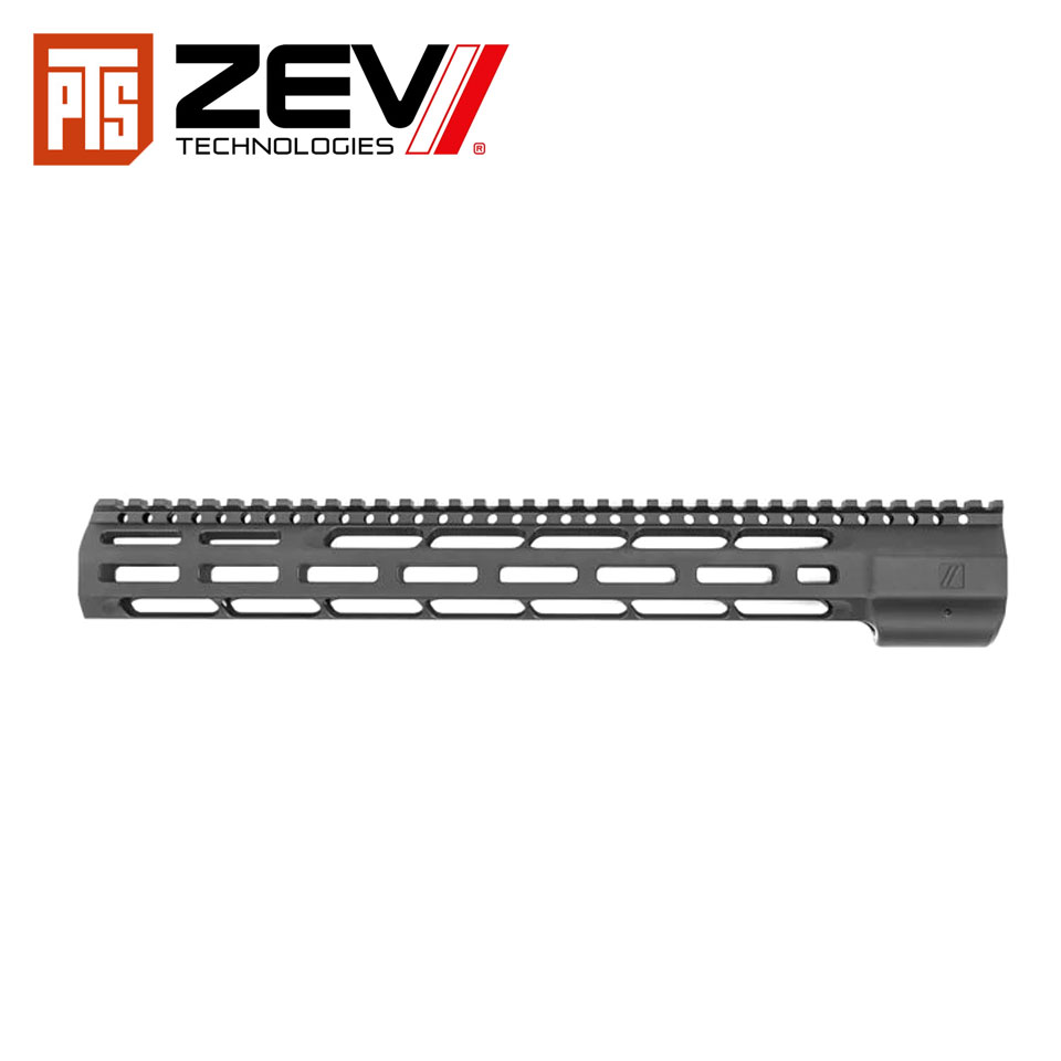 PTS PTS ZEV Wedge Lock Handguard 14in M4 ハンドガード (ZV003490307) カスタムパーツ
