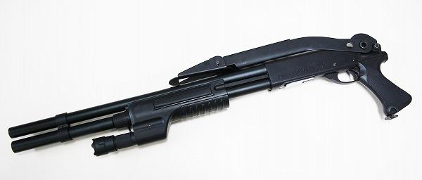 【中古】STG エアーコッキングショットガン M870