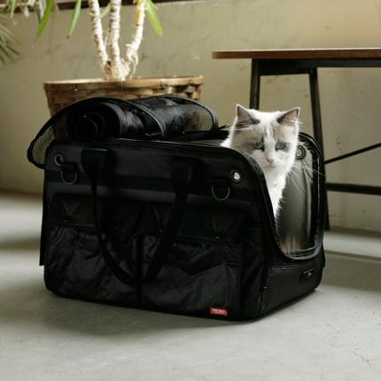 猫 の キャリー バッグ
