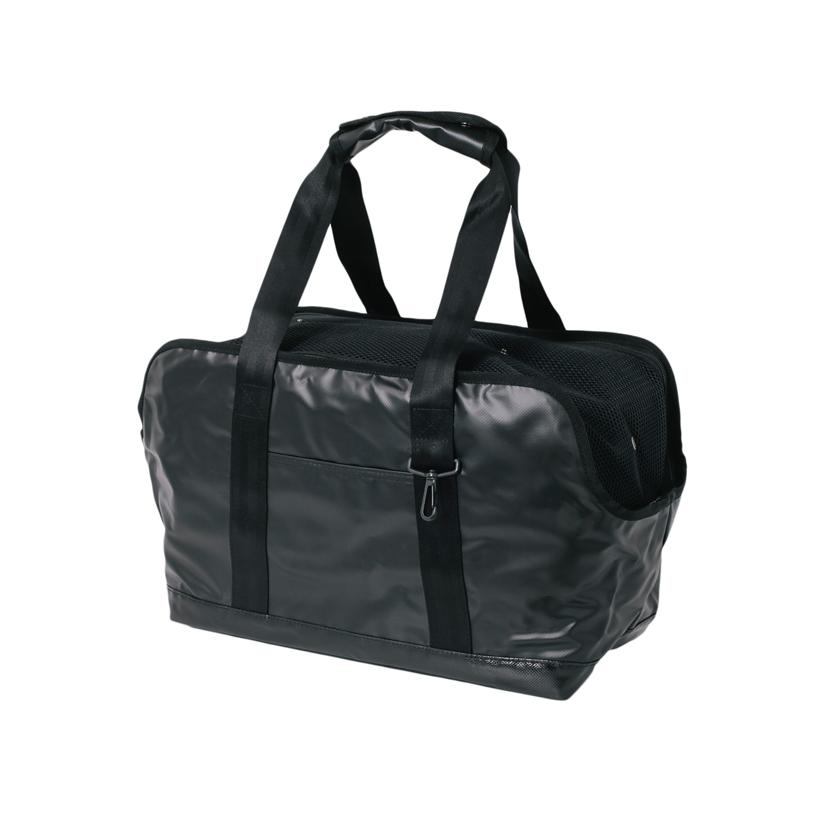 小型的狗提包狗キャリーバックスクエアトートターポリンM尺寸carry bag free stitch