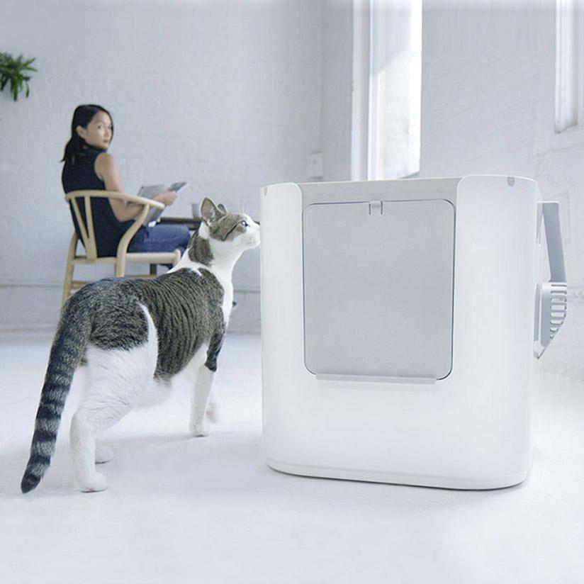 Modko Modkat XL Litter Box猫 トイレ モデコ おしゃれ シンプル 大きい猫