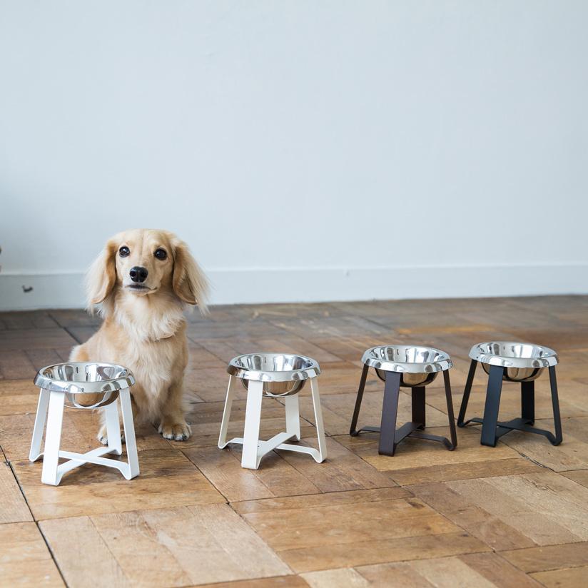 pecolo Food Stand S(Tall) フードボウルスタンド 犬 フードボウル