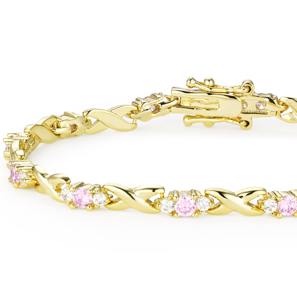 ruth pink and bracelet diamond zoom barmakian products white gregg
