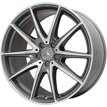 タイヤはフジ 送料無料 ベンツSクラス(W222/C217) AMG 10スポーク F:8.50-20 R:9.50-20 BRIDGESTONE レグノ GR-XI F:245/40R20 R:275/35R20 サマータイヤ ホイール4本セット 輸入車