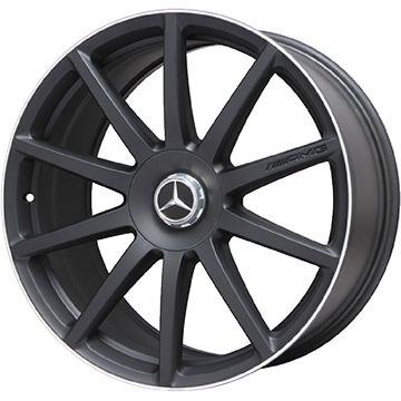 タイヤはフジ 送料無料 ベンツSクラス(W222/C217) AMG 10スポーク F:8.50-20 R:9.50-20 FALKEN アゼニス FK510 F:245/40R20 R:275/35R20 サマータイヤ ホイール4本セット 輸入車