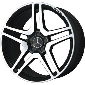 タイヤはフジ 送料無料 ベンツSクラス(W222/C217) AMG スタイリング4 FORGED F:8.50-20 R:9.50-20 YOKOHAMA アドバン スポーツ V105 F:245/40R20 R:275/35R20 サマータイヤ ホイール4本セット 輸入車