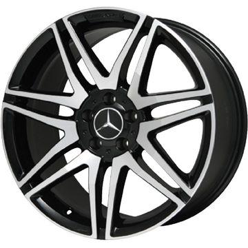 タイヤはフジ 送料無料 ベンツEクラス(W213) AMG スタイリング4 F:8.50-19 R:9.50-19 MICHELIN パイロット スーパースポーツ F:245/40R19 R:275/35R19 サマータイヤ ホイール4本セット 輸入車